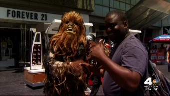 Hollywood Street Performers Face New  Restrictions