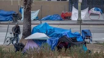 New Report Says LA County's Homeless Population Increased by 12 Percent Over Past Year