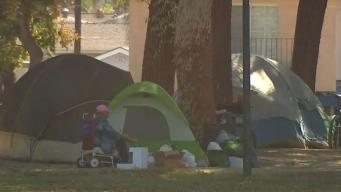 Whittier Struggling to Cope With Homeless Crisis