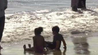 Hundreds of Homeless Children Visit Paradise Cove