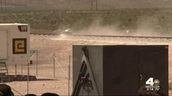 Hyperloop Technology Unveiled