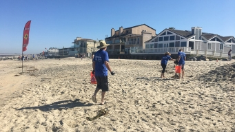 Imperial Beach Residents March for Clean Water