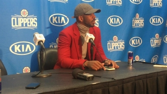 Chris Paul Postgame 12-7-16