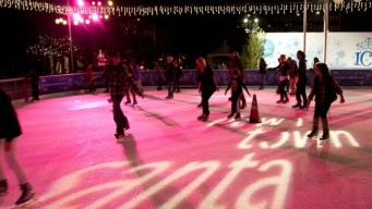 Weekend: Here Come the Holiday Rinks