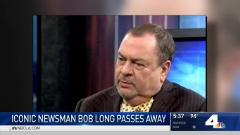Iconic Newsman Bob Long Dies