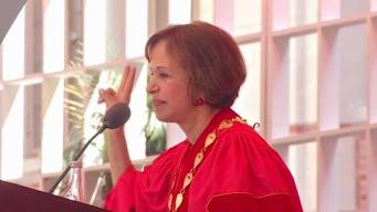 Inauguration of USC's First Female President
