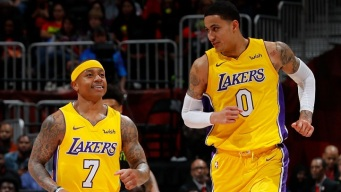 Isaiah Thomas Catches Fire, Lakers Beat the Heat