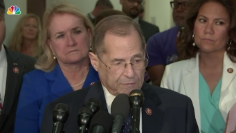 'We Are Now in a Constitutional Crisis,' Rep. Nadler Says