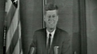 WATCH: JFK's Last Speech