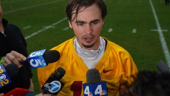 USC QB Daniels Keeps Starting Job After Open Competition