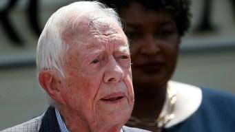 Jimmy Carter Won't Teach Sunday School Days After Procedure
