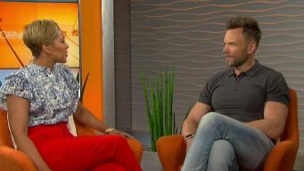 Joel McHale Talks His First Comedy Special 'Live From Pyongyang'