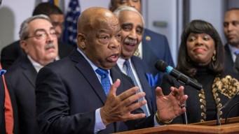 John Lewis Questions Sanders' Civil Rights History