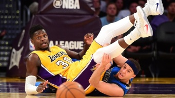Lakers Beat Magic, Win Third Straight at Home