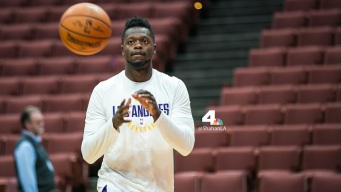 Julius Randle Settling into Starting Role