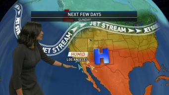 First Alert Forecast: Hot and Humid Weekend