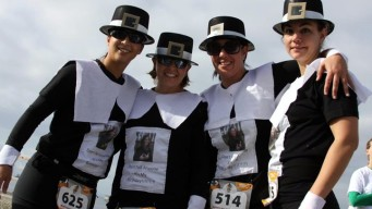 Gobble and Run: Two Turkey Trots