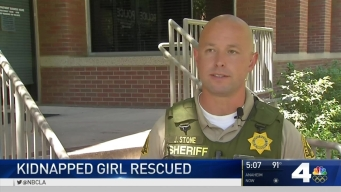 K-9 Rescues Kidnapped Girl