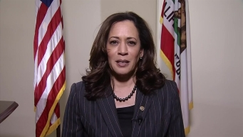 Kamala Harris on Trump's Immigration Order
