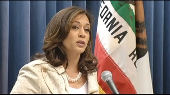 "AG Kamala Harris: ""Today Is a Great Day for Our Country"""