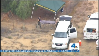 Investigators Discover Remains Near Missing Boy's Menifee Home
