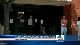 CA Step Closer to Granting Drivers Licenses for Undocumented Immigrants