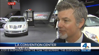 """Super Bowl"" of Auto Shows"