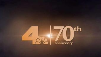 KNBC Celebrates its 70th Anniversary With Look Back