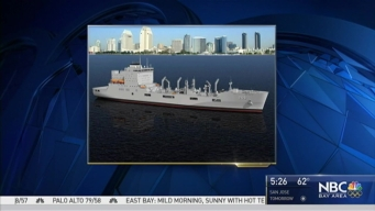 Navy Ship Named After Harvey Milk