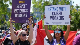 Kaiser Workers Postpone Strike After Death of Company CEO