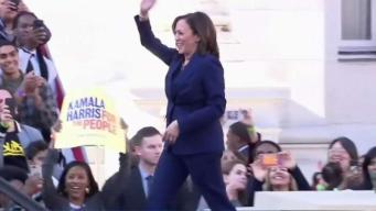 Kamala Harris Falls Behind in Presidential Polls