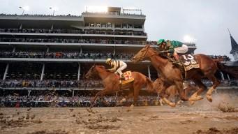Derby Winner Country House Won't Run in Preakness