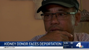Kidney Donor Faces Deportation