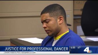 Killer Speaks Out in Court After Dancer Murdered