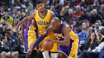 Lakers Live And Die By Kobe in Indy