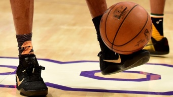 Want to Own Court From From Kobe Bryant's Last Game?