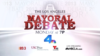 LA Mayoral Candidates Debate at USC