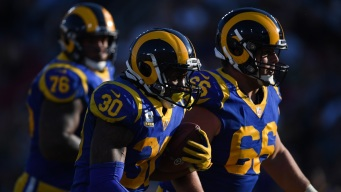 Rams' Game Moved From Mexico City to LA Due to Field