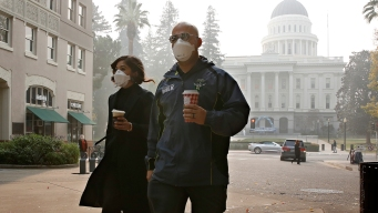 Experts Study Long-Term Impact of Bad Air From Calif. Fires