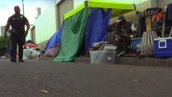 LAPD Says They Are Threatened by Hepatitis A Outbreak