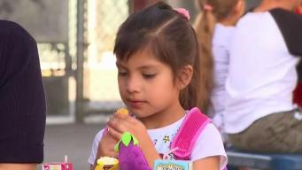 LAUSD Provides Meals to Displaced Students<br />