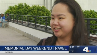 LAX Braces for Memorial Day Weekend Travel Rush