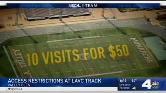 LA College Gets Flak Over Public Use of Track