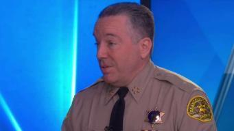 LA County Sheriff Update on School Shooting
