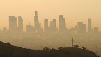 Air Quality Remains Bad Across LA County