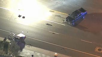 Fatal DUI Crash in Laguna Beach Closes PCH