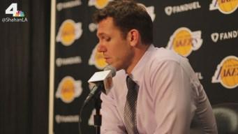 Lakers Rookie Brandon Ingram Finding Rhythm