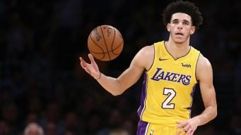 Lakers Beat Pistons on Halloween