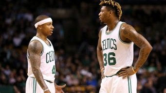 Celtics Beat Lakers, Isaiah Thomas Scores 38