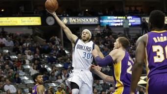 Lakers Pull-off 'Alternative Win' in Dallas